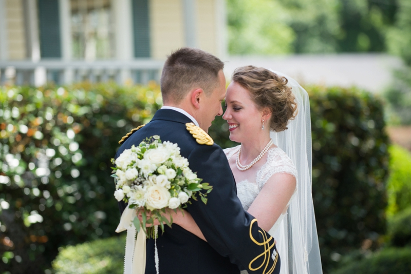 An Elegant Yellow and Lavender Wedding via TheELD.com