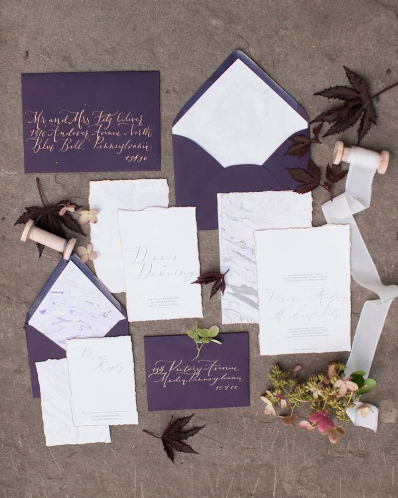 Romantic Berry Inspired Wedding Ideas | Every Last Detail