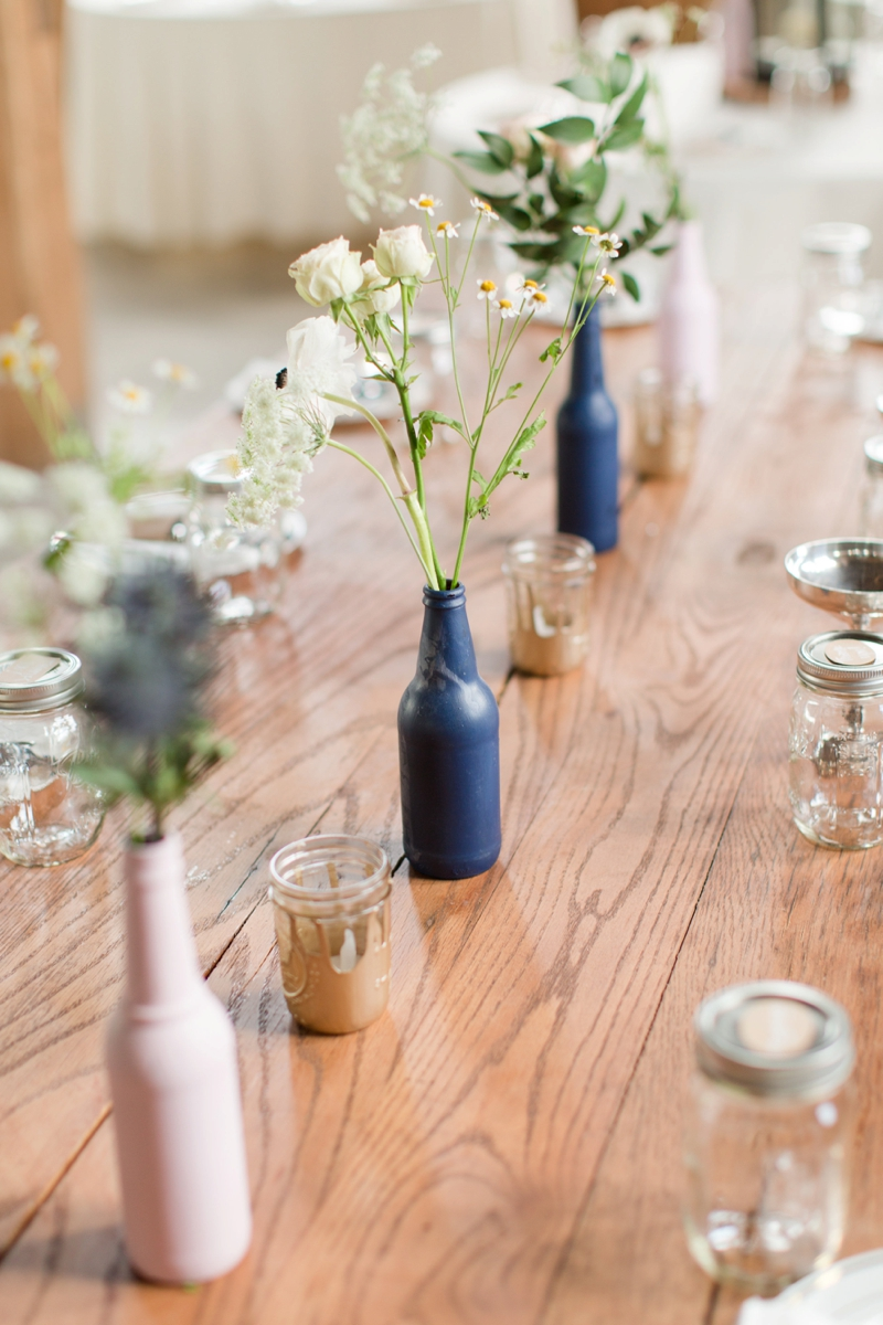 Navy And Blush Wedding.Rustic Elegant Navy And Blush Wedding Every Last Detail