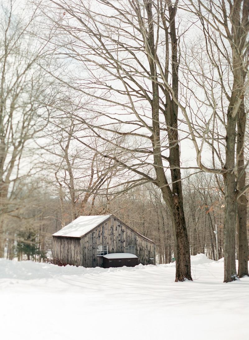 Winter Engagement Party Ideas via TheELD.com