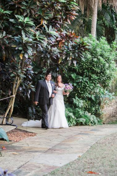 An Elegant Fairytale Inspired Wedding via TheELD.com