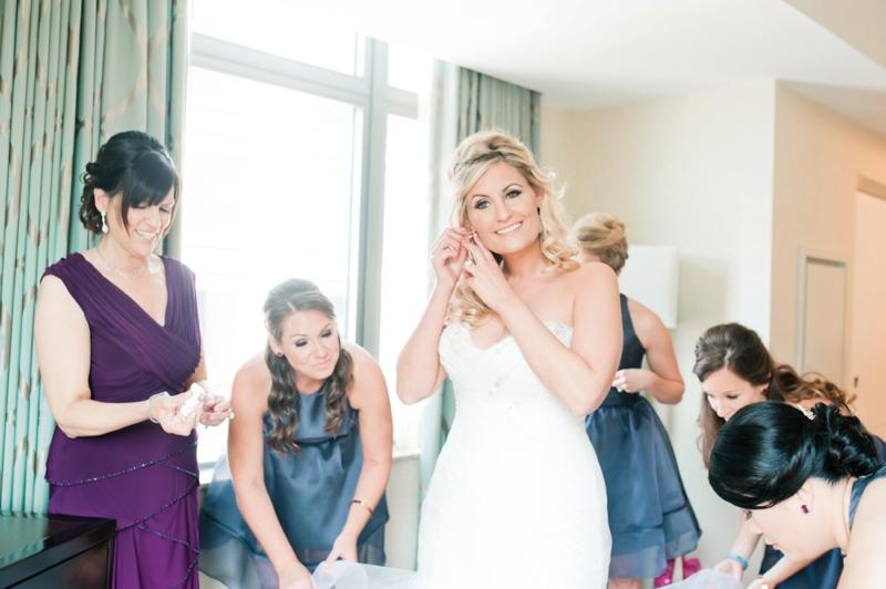 An Elegant Jewel Toned Washington DC Wedding via TheELD.com