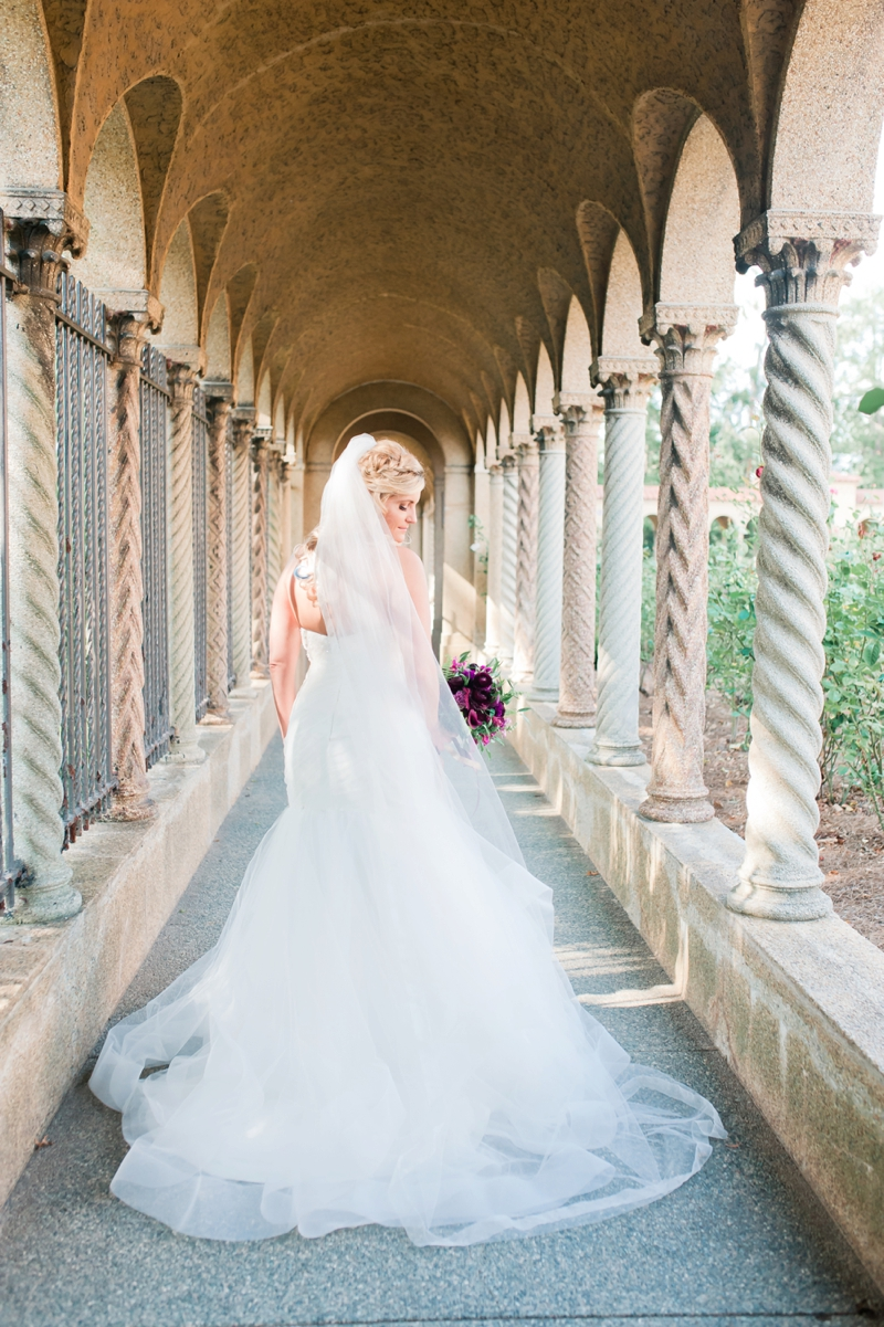 An Elegant Jewel Toned Washington DC Wedding via TheELD.com