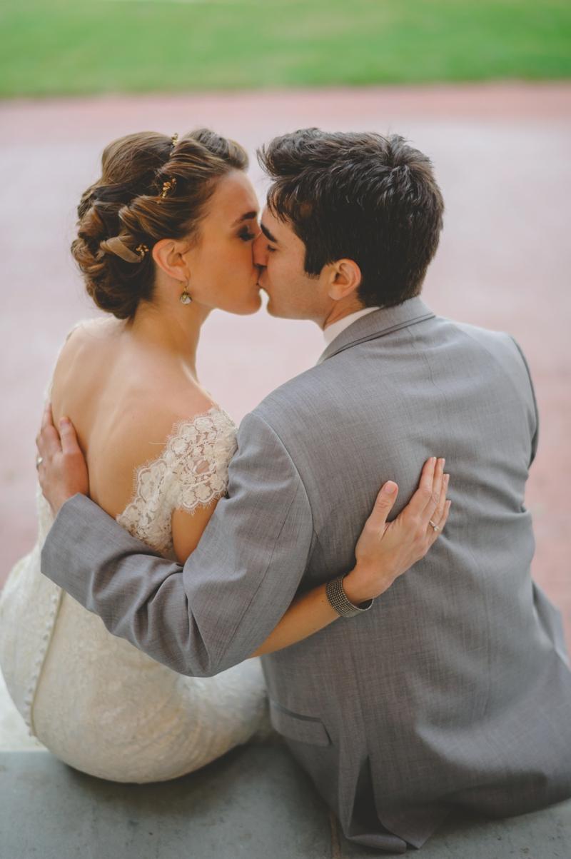 A Purple Eclectic Florida Wedding via TheELD.com