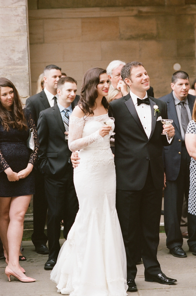 An Italy Inspired Blush and Red Wedding via TheELD.com
