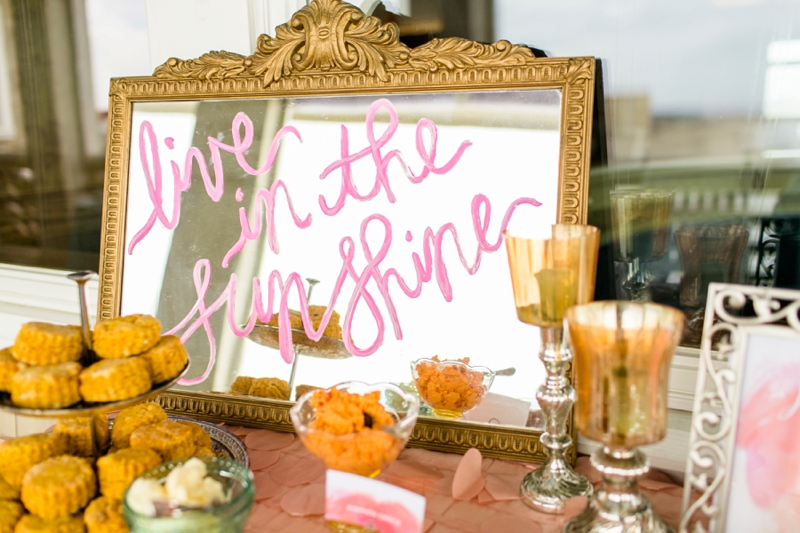 Cheerful Pink and Aqua Wedding Ideas via TheELD.com
