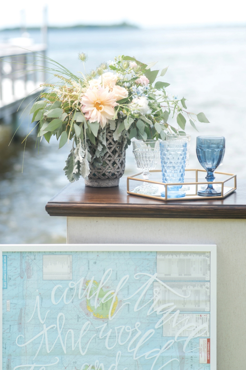 Ocean Inspired Wedding Ideas Every Last Detail