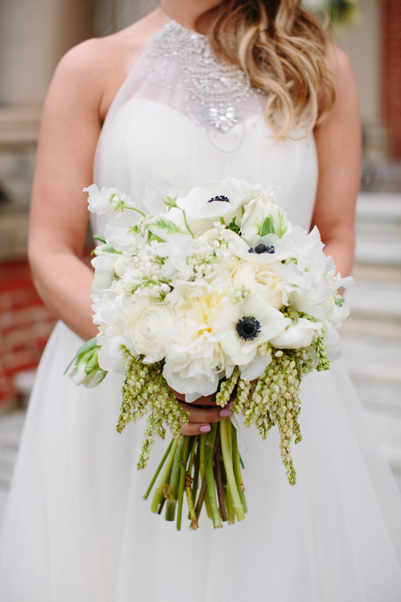 Whimsical Pink and Blue Texas Wedding | Every Last Detail