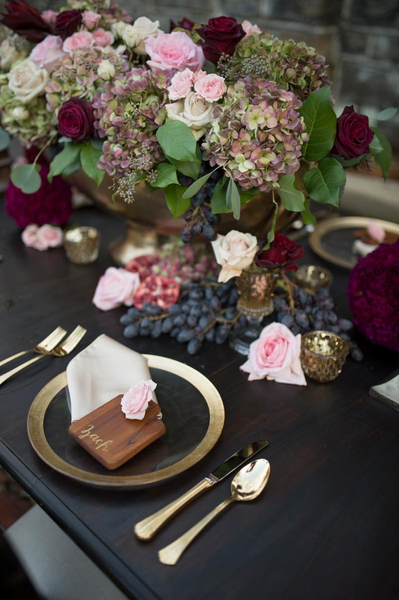 Romantic & Elegant Red Wedding Ideas | Every Last Detail