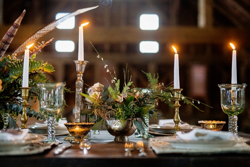 Rustic Elegant Winter Wedding Ideas | Every Last Detail