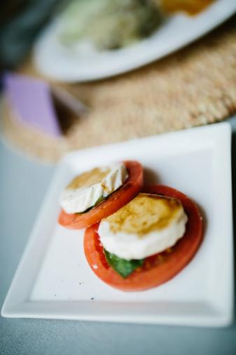 Easy Caprese Salad via TheELD.com