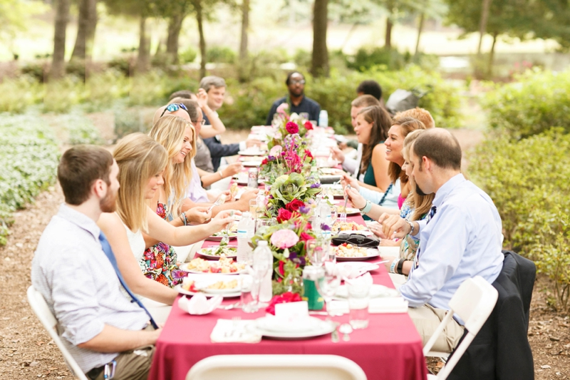 Valentines Day Wedding Inspiration via TheELD.com