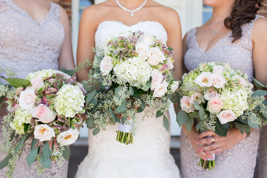 15 Spring Wedding Color Palettes via TheELD.com