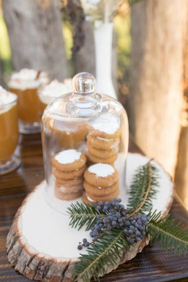 Elegant & Rustic Wedding Ideas via TheELD.com
