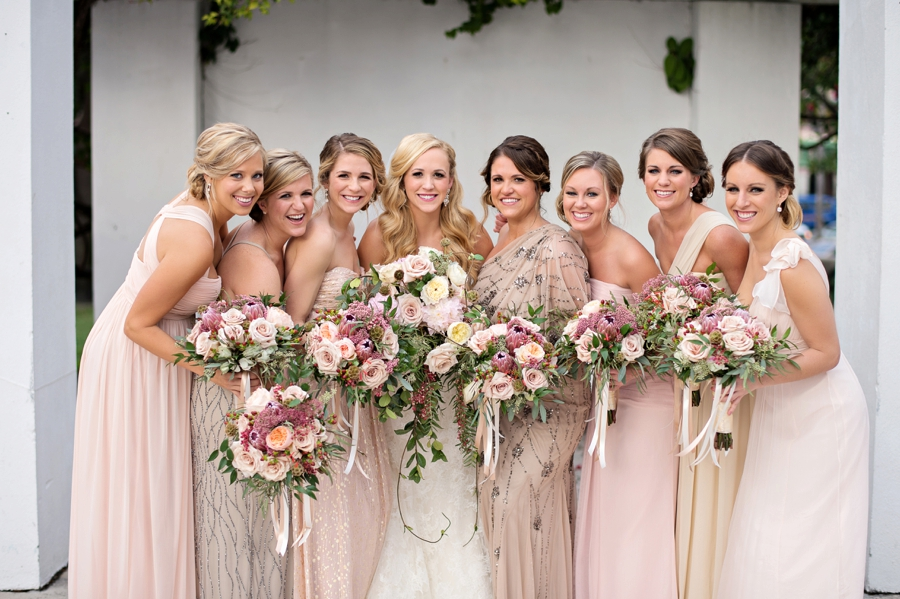 15 spring wedding color palettes every last detail 15 spring wedding color palettes junglespirit Choice Image