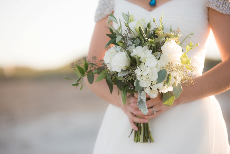 Turquoise Grecian Inspired Wedding Ideas via TheELD.com