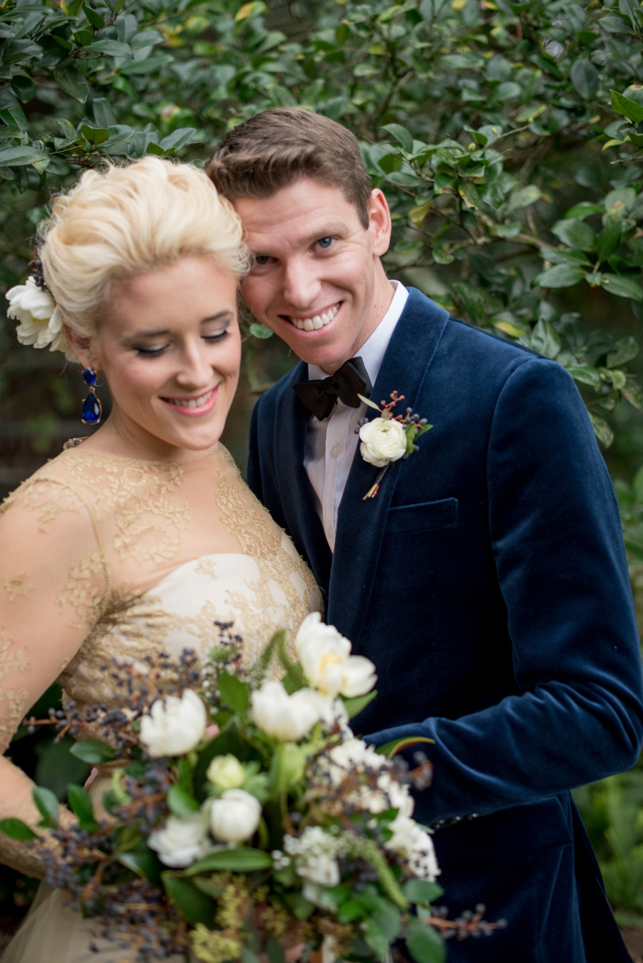 A Whimsical Woodland Inspired Vow Renewal via TheELD.com