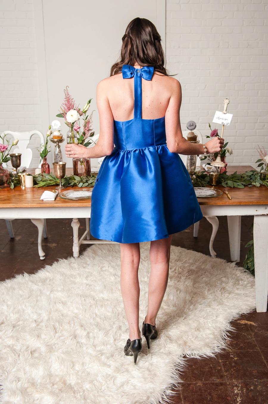 Chic & Whimsical Bridal Shower Inspiration via TheELD.com