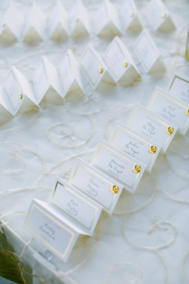 Elegant Ivory & Blush Minnesota Wedding via TheELD.com
