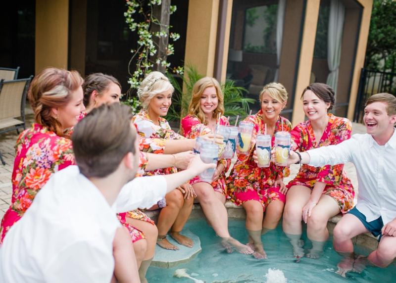 A Boho Chic Santa Rosa Beach Wedding via TheELD.com