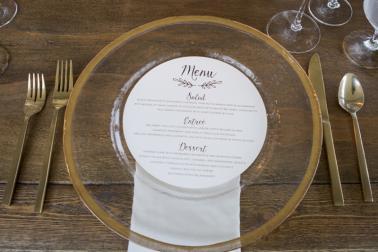 Rustic Elegant Blush Cincinnati Wedding via TheELD.com