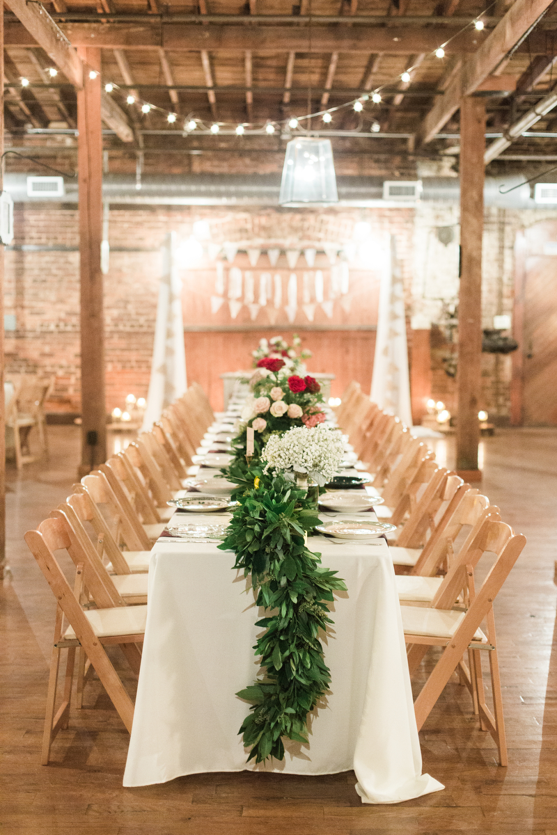 Boho Eclectic Jewel Toned Wedding via TheELD.com