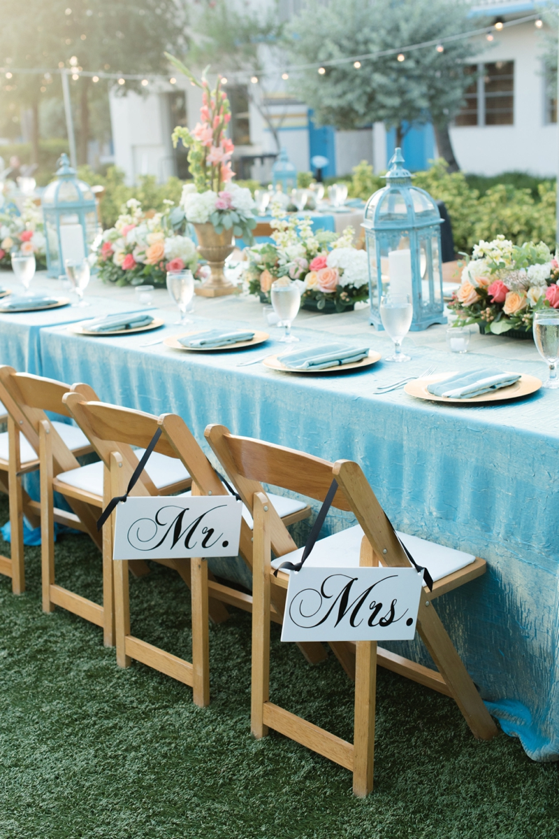 Coral & Turquoise St. Pete Beach Wedding | Every Last Detail