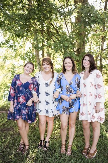 Summer Camp Inspired Wedding Ideas via TheELD.com
