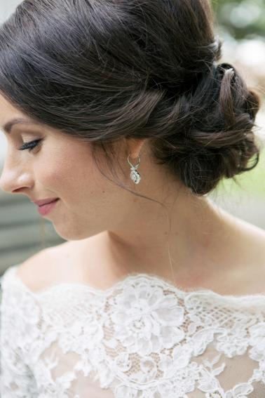 A Classic & Timeless North Carolina Wedding via TheELD.com