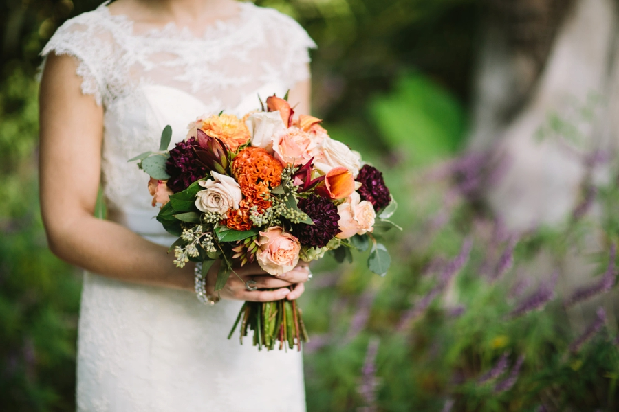 A Colorful Fiesta Inspired Los Angeles Wedding via TheELD.com