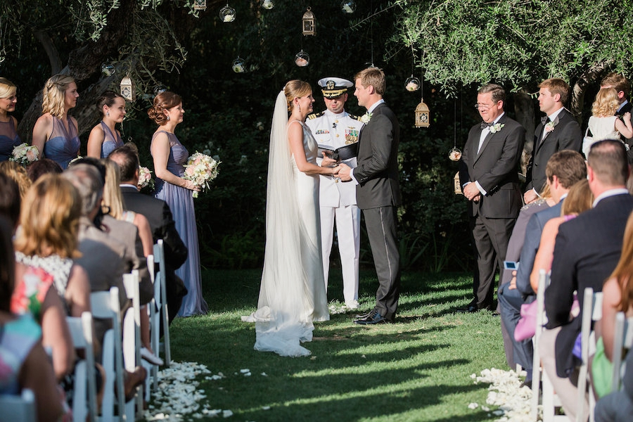 An Elegant Parker Palm Springs Wedding via TheELD.com