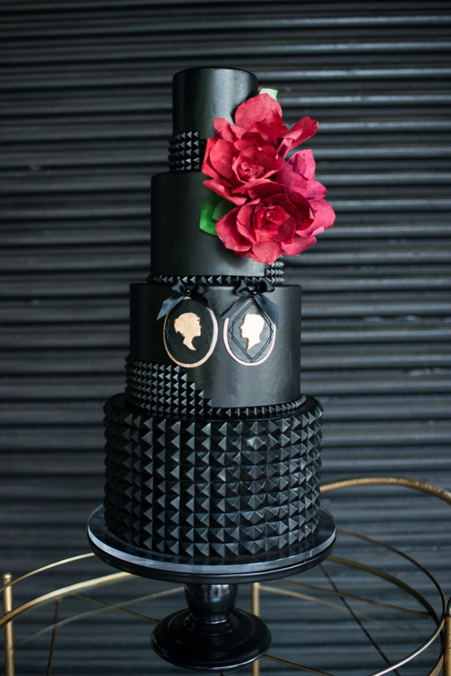 Captured & Engaged: Bold & Eclectic Engagement Party Inspiration via TheELD.com