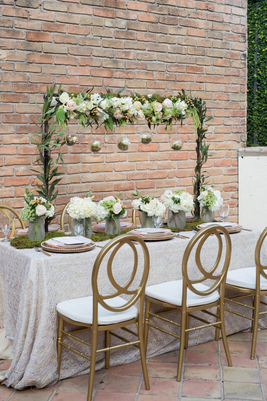 Romantic Fairytale Inspired Wedding Ideas via TheELD.com