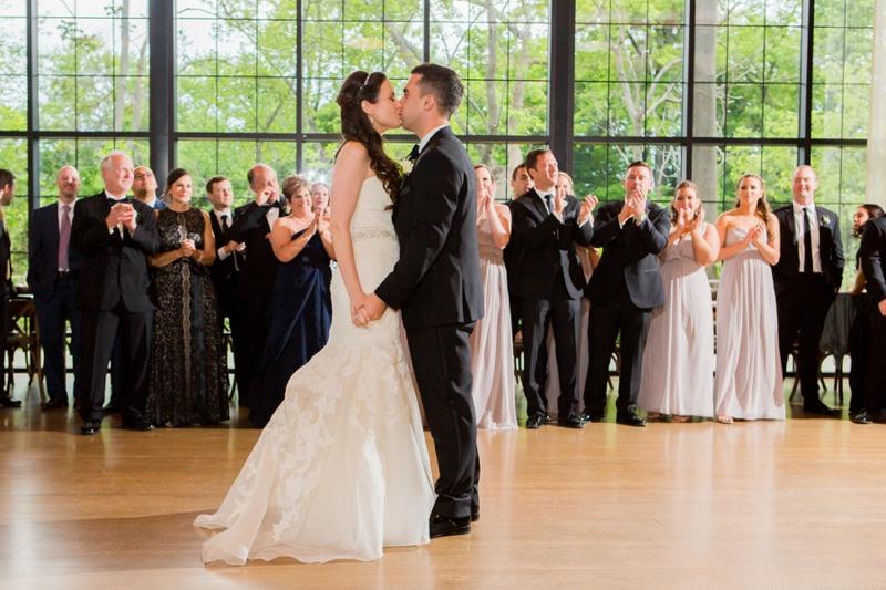 Rustic & Elegant New York Wedding via TheELD.com