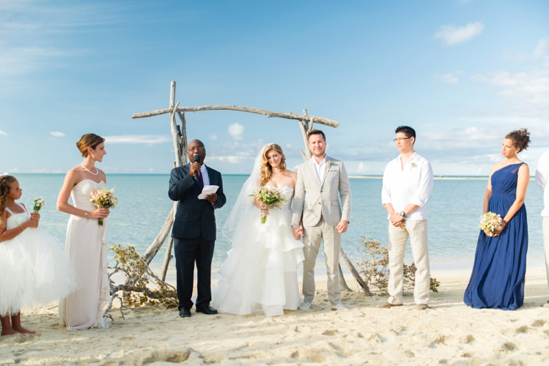 An elegant aqua white bahamas wedding every last detail an elegant aqua white bahamas wedding via theeld junglespirit Gallery