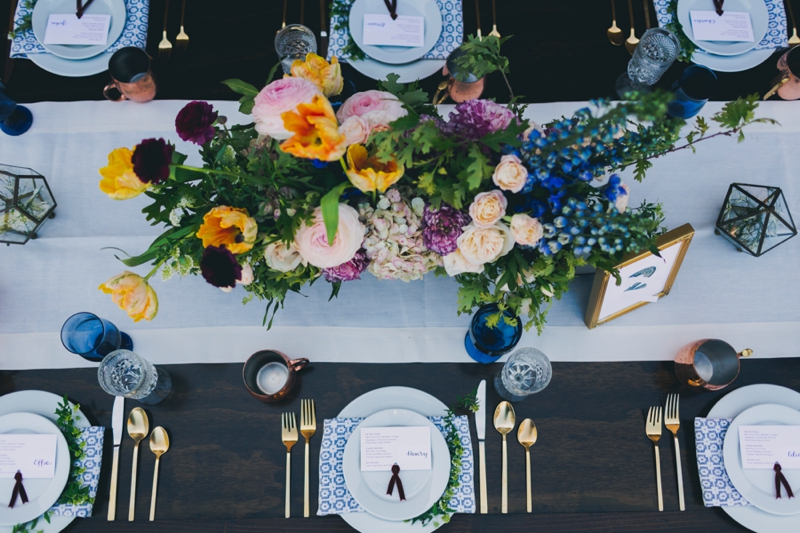 Alice In Wonderland Inspired Wedding Ideas via TheELD.com