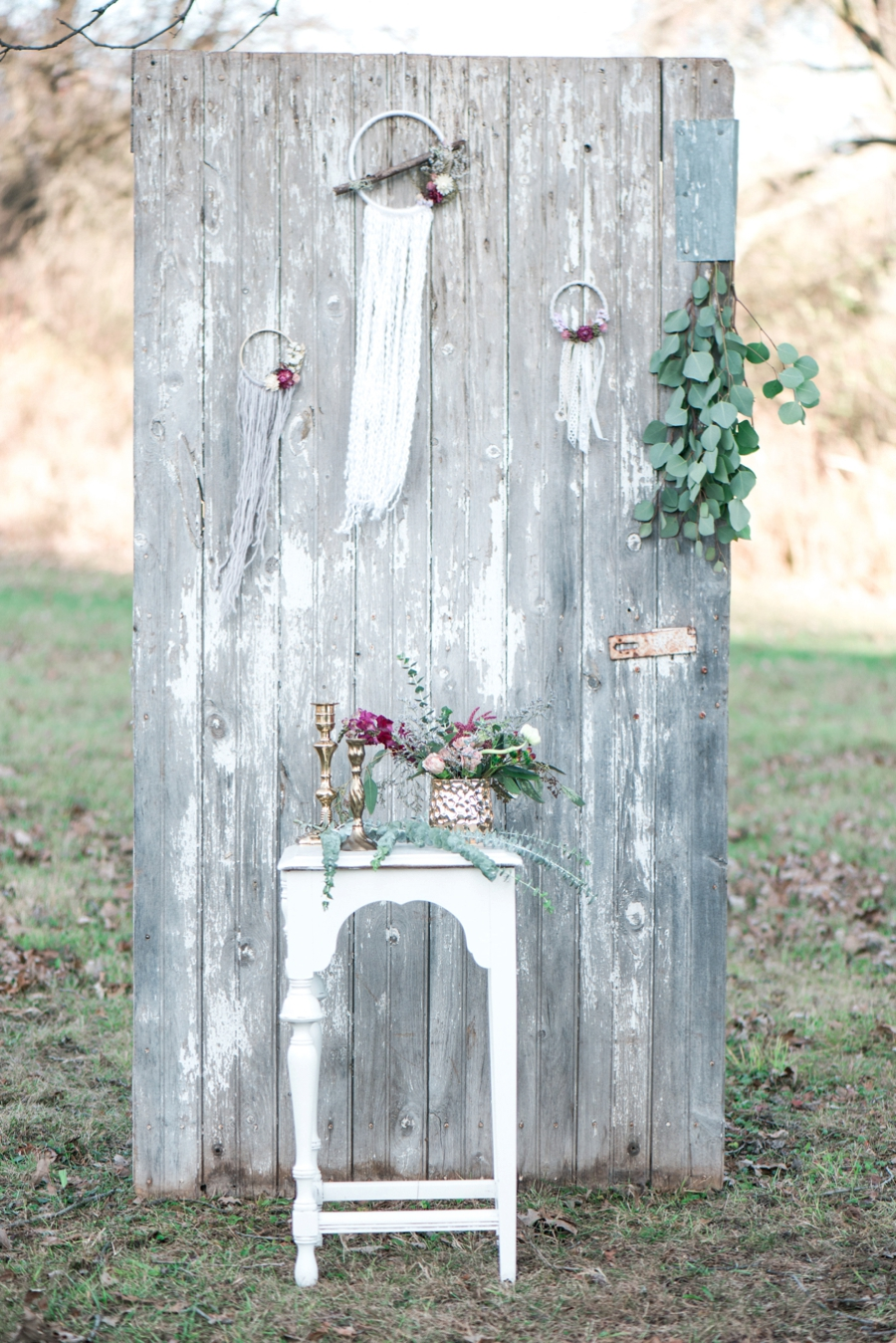 Winter Inspired Boho Chic Wedding Ideas | Every Last Detail
