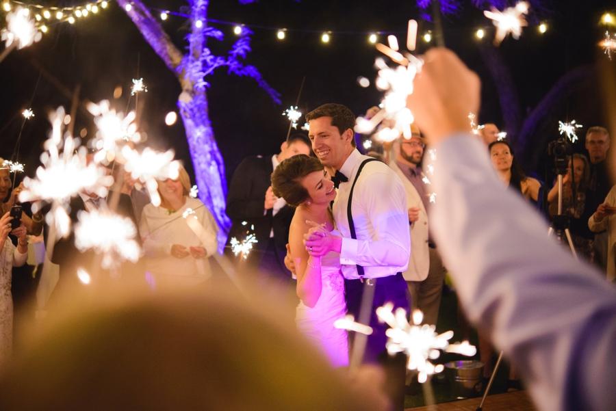 Rustic Whimsical Tucson Wedding via TheELD.com