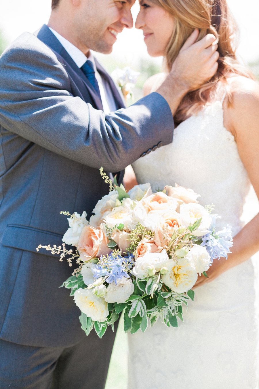 Copper And Dusty Blue Wedding Ideas Every Last Detail