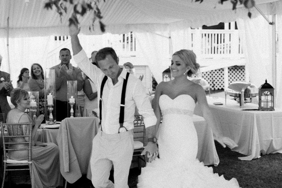 Elegant Blush & White Beach Wedding | Every Last Detail