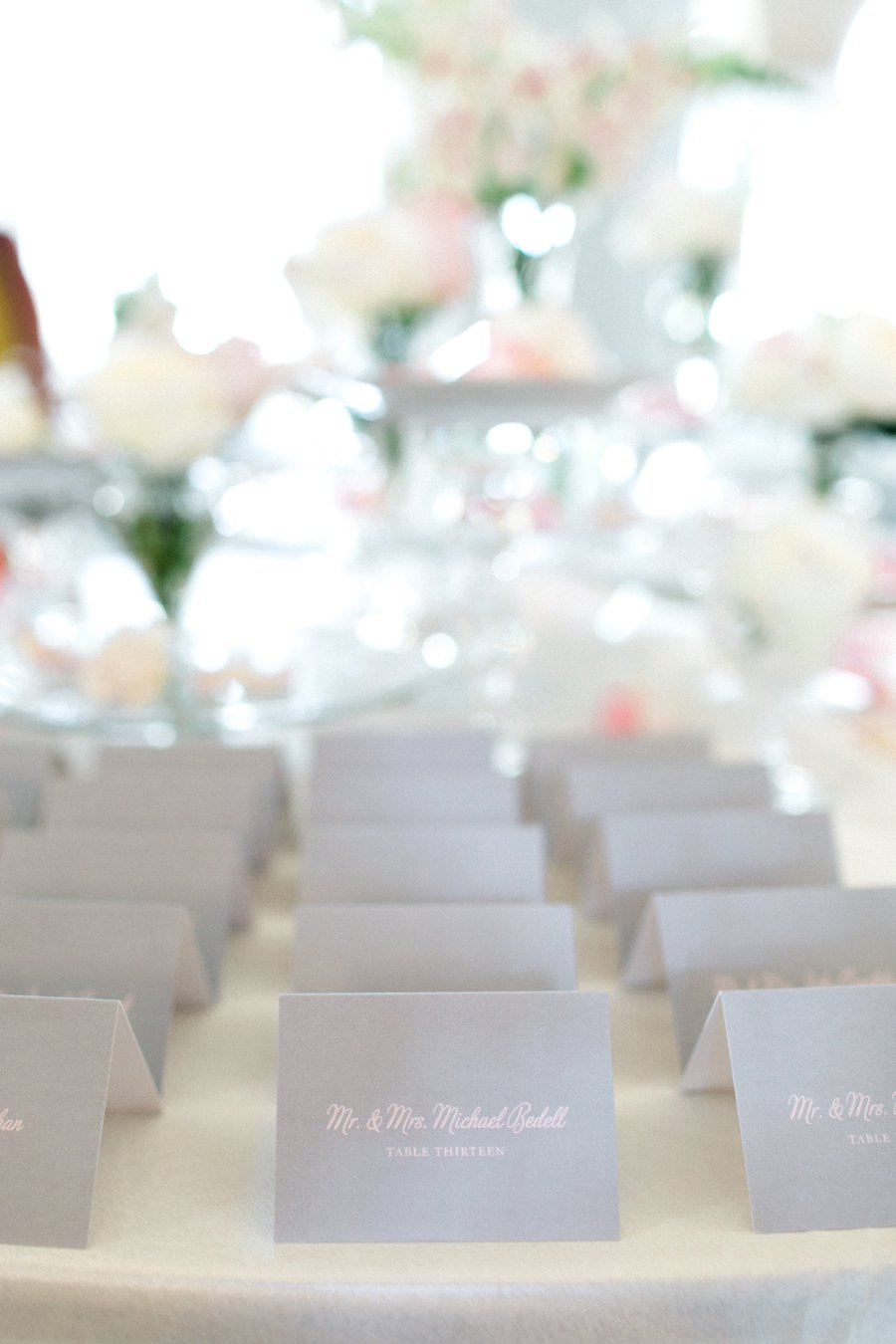 Elegant Ivory and Blush Connecticut Wedding | Every Last Detail