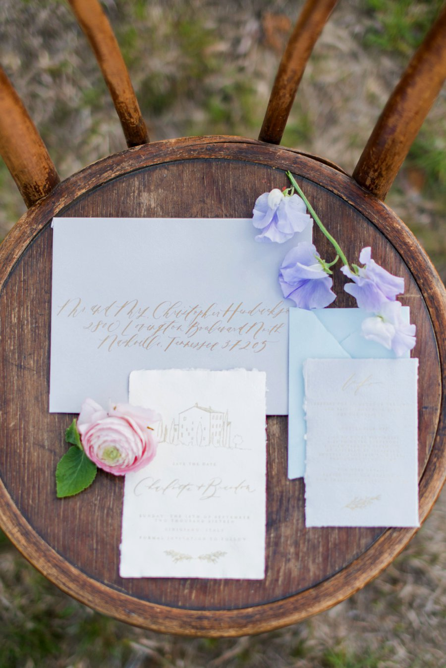Colorful & Whimsical Wedding Inspiration via TheELD.com
