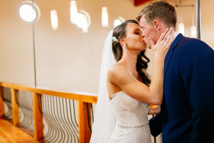 Berry Inspired Wisconsin Wedding via TheELD.com