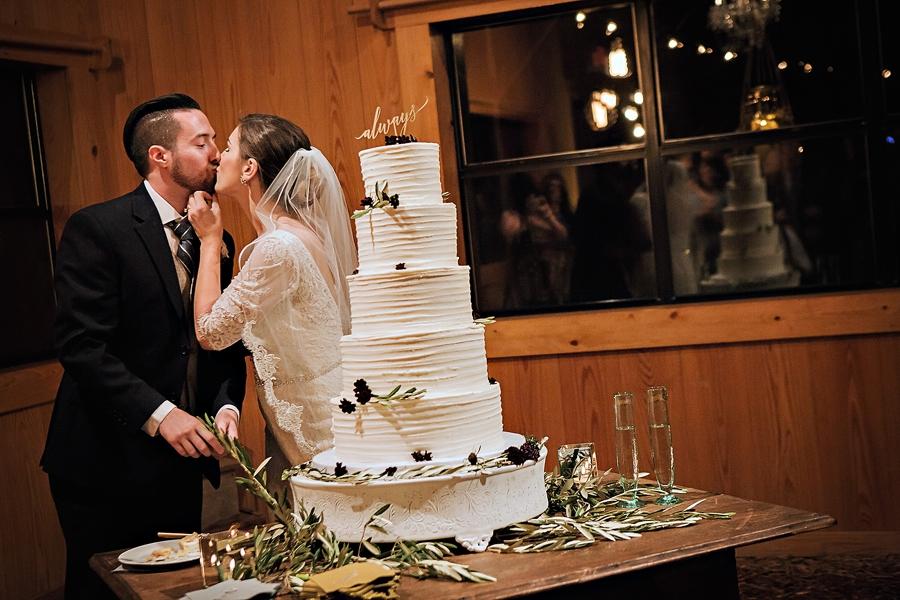 Rustic Industrial Alabama Wedding via TheELD.com