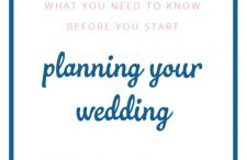 Newly engaged 10 steps to start planning a wedding what you need to know before you start planning your wedding junglespirit Image collections