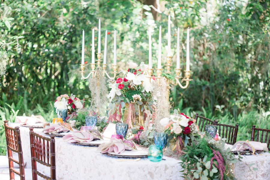 Colorful Enchanted Garden Wedding Ideas | Every Last Detail