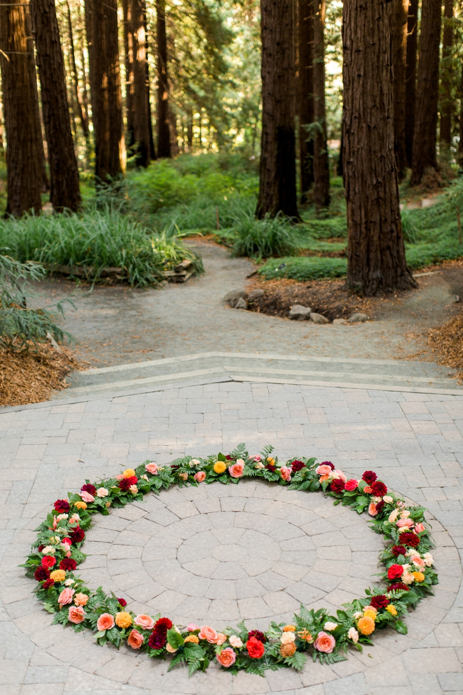 A Colorful Northern California Wedding via TheELD.com