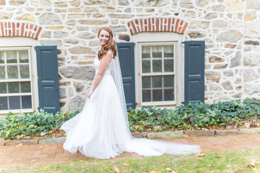 An Eclectic Blue & White Pennsylvania Wedding via TheELD.com
