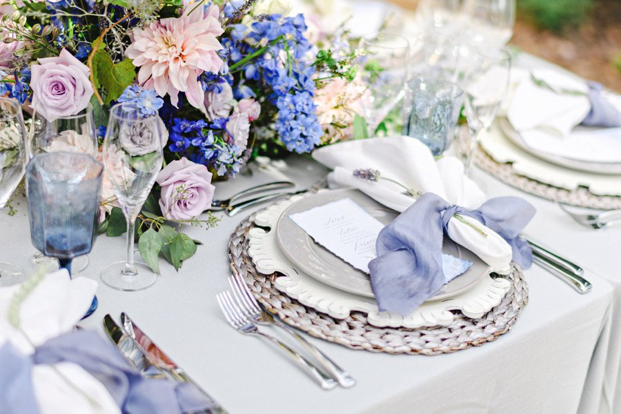 Lavender blue french inspired wedding ideas every last detail lavender blue french inspired wedding ideas via theeld junglespirit Gallery