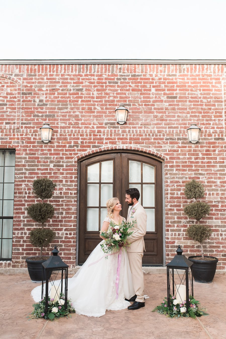 Lavender & Pink Whimsical Wedding Ideas via TheELD.com